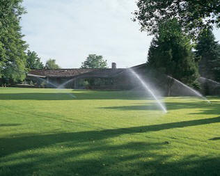 Property/Courtesy of Hunter Sprinklers